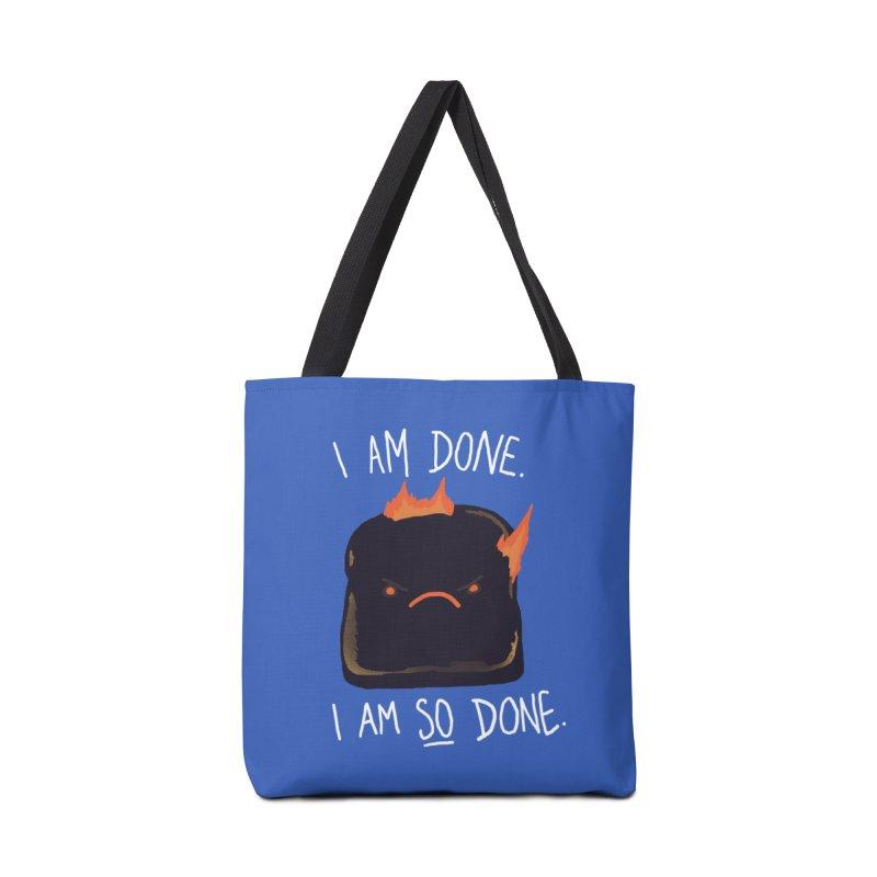 Toast Accessories Bag by hillarywhiterabbit's Artist Shop