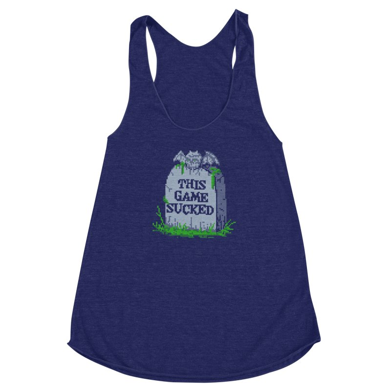 Life Women's Racerback Triblend Tank by hillarywhiterabbit's Artist Shop
