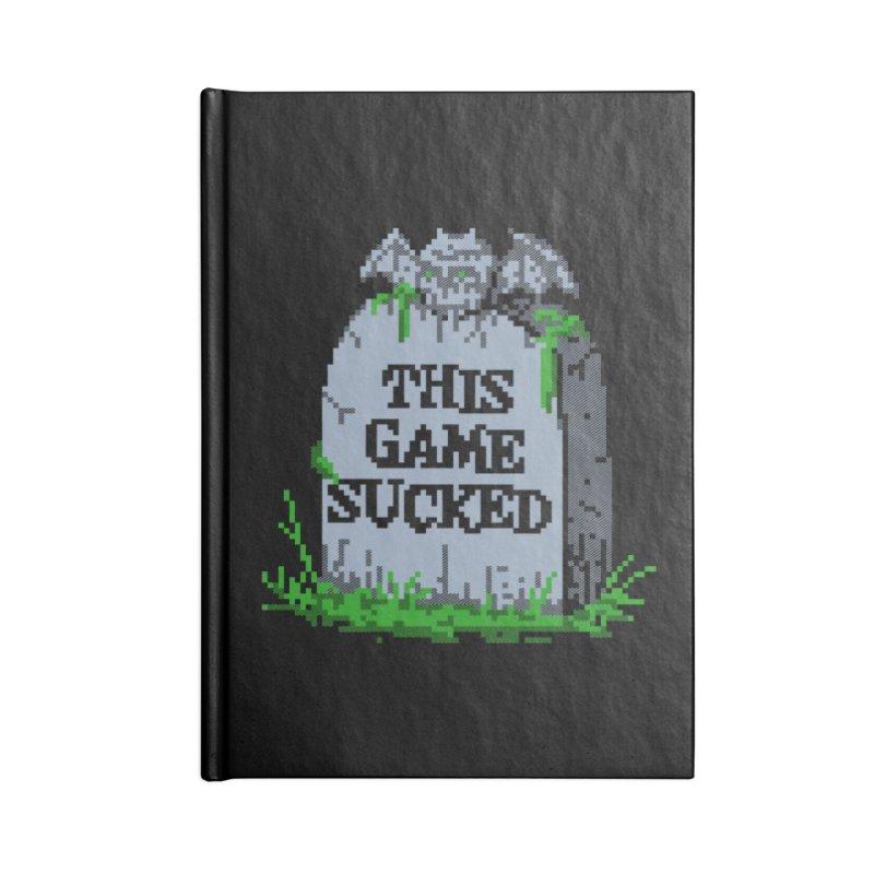 Life Accessories Notebook by hillarywhiterabbit's Artist Shop