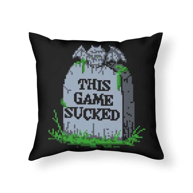 Life Home Throw Pillow by hillarywhiterabbit's Artist Shop