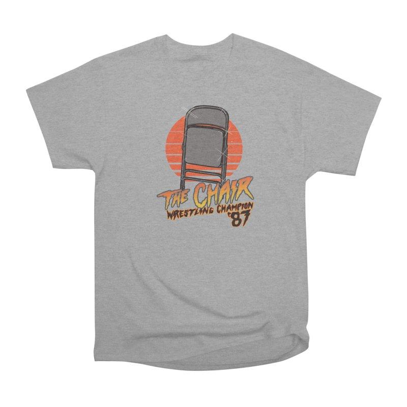 Wrestling Champion Men's Classic T-Shirt by hillarywhiterabbit's Artist Shop