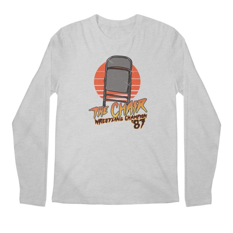 Wrestling Champion Men's Longsleeve T-Shirt by hillarywhiterabbit's Artist Shop