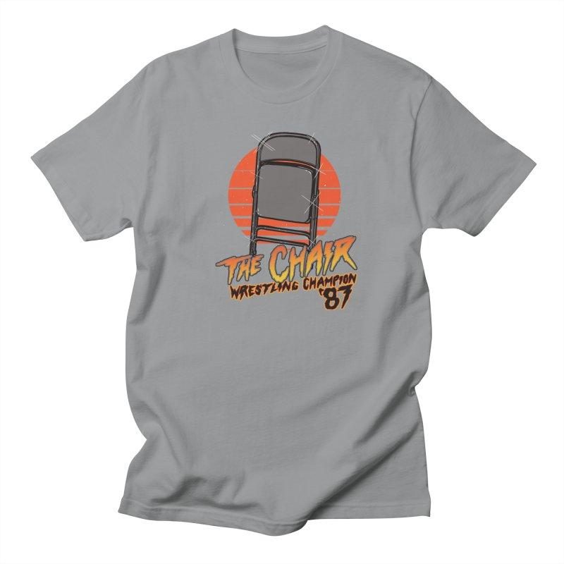 Wrestling Champion Women's Unisex T-Shirt by hillarywhiterabbit's Artist Shop
