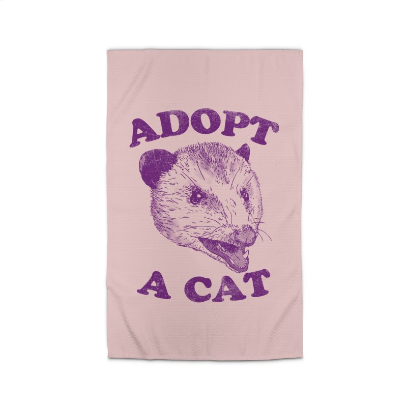 Adopt A Cat Home Rug by hillarywhiterabbit's Artist Shop