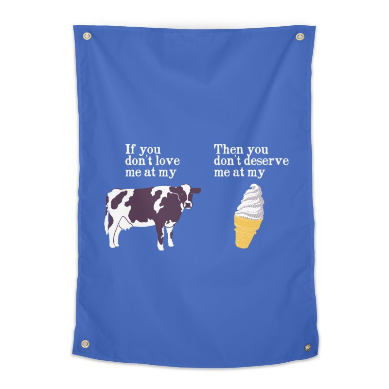 Deserve Ice Cream Home Tapestry by hillarywhiterabbit's Artist Shop