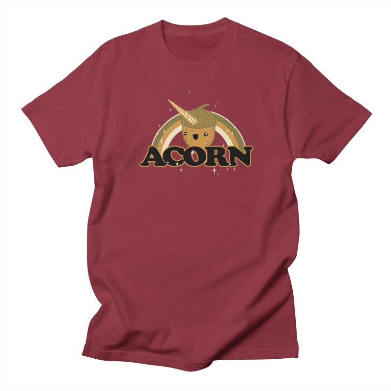 Acorn Men's T-Shirt by hillarywhiterabbit's Artist Shop
