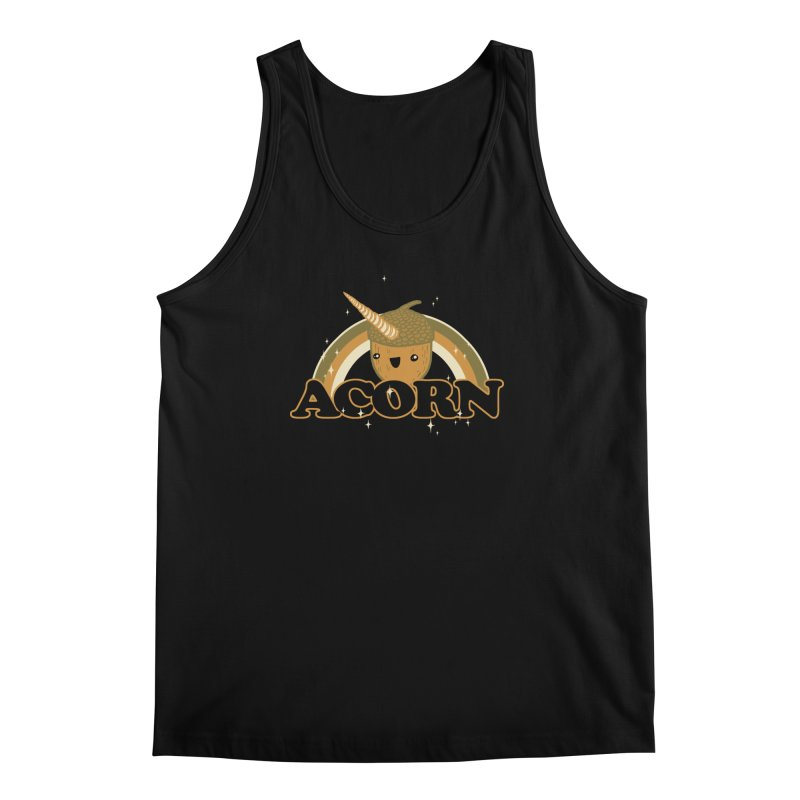 Acorn Men's Tank by hillarywhiterabbit's Artist Shop