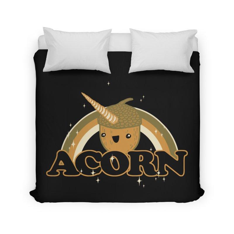 Acorn Home Duvet by hillarywhiterabbit's Artist Shop