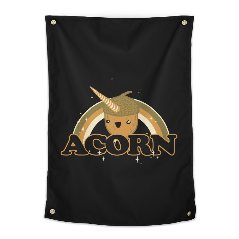 Acorn Home Tapestry by hillarywhiterabbit's Artist Shop
