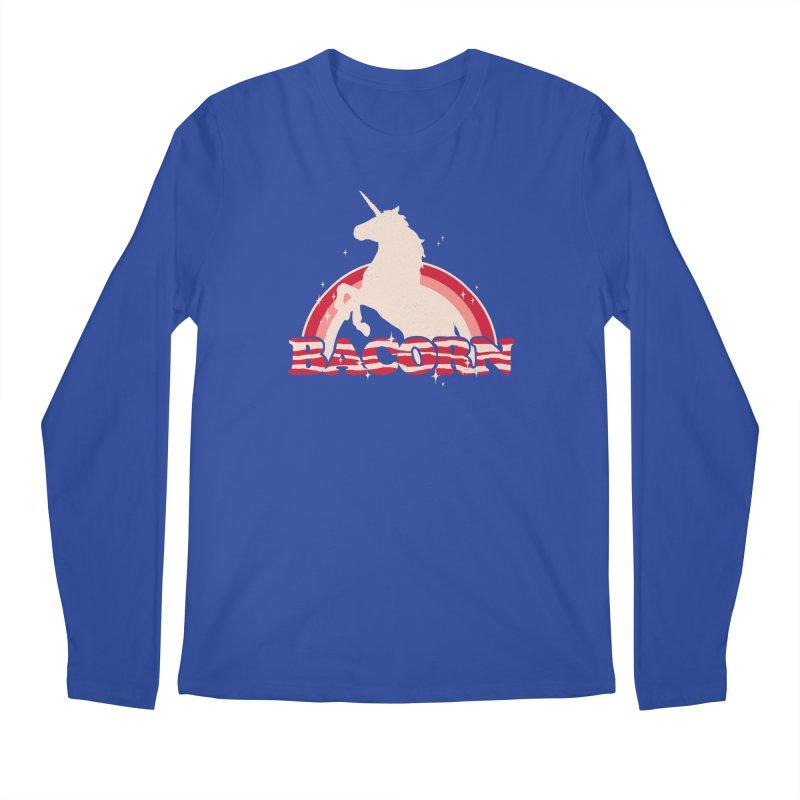 Bacorn Men's Longsleeve T-Shirt by hillarywhiterabbit's Artist Shop