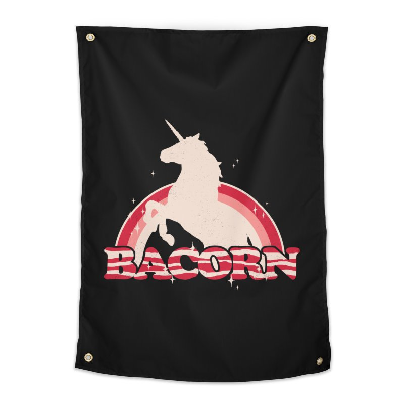 Bacorn Home Tapestry by hillarywhiterabbit's Artist Shop