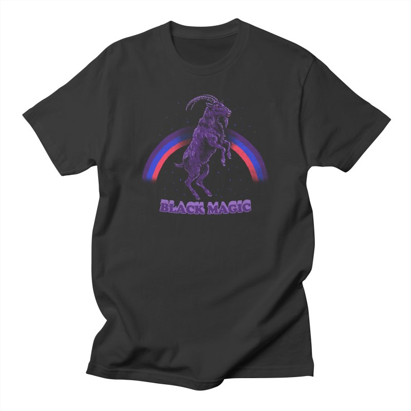 Black Magic Men's T-Shirt by hillarywhiterabbit's Artist Shop