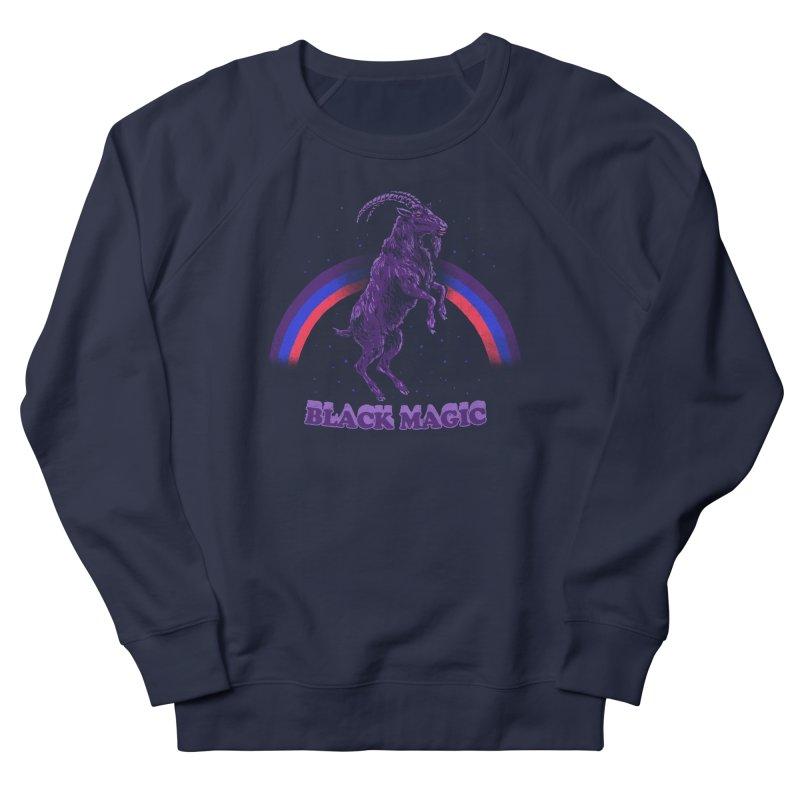 Black Magic Women's Sweatshirt by hillarywhiterabbit's Artist Shop