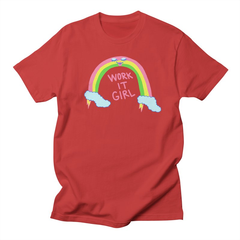Skylish Women's Unisex T-Shirt by hillarywhiterabbit's Artist Shop