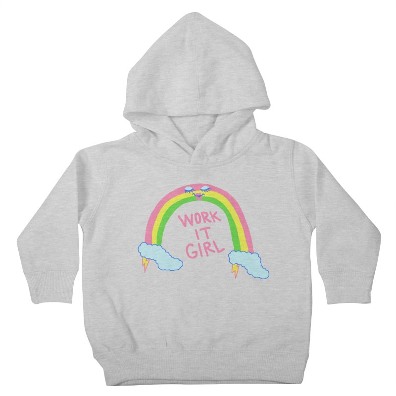 Skylish Kids Toddler Pullover Hoody by hillarywhiterabbit's Artist Shop