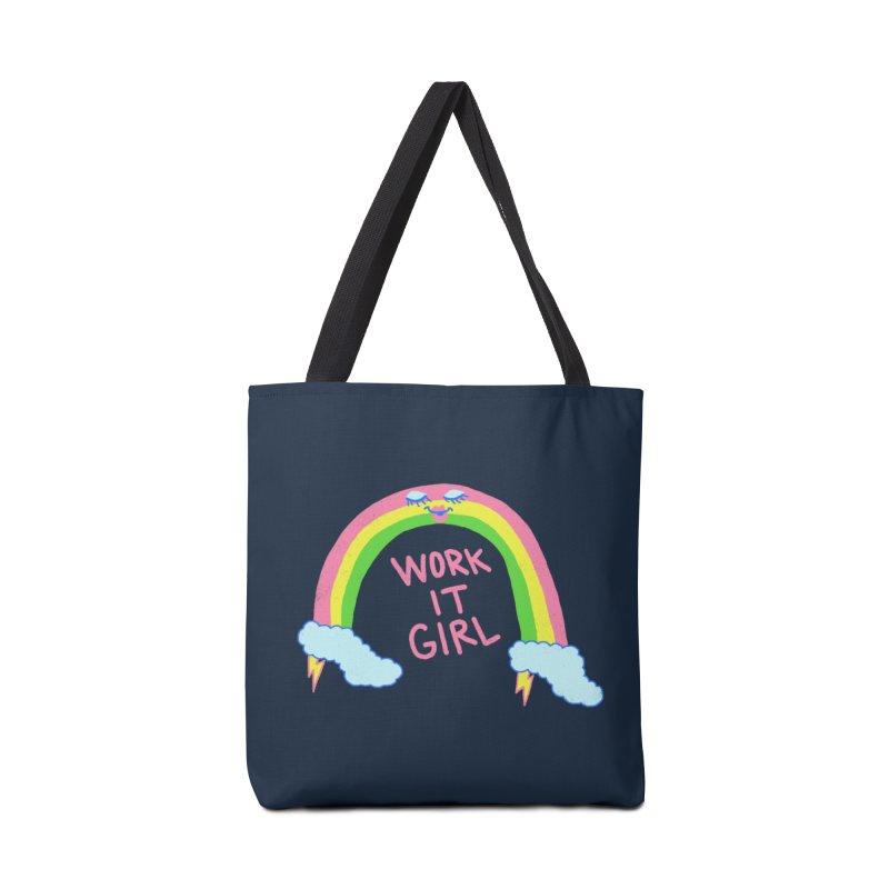 Skylish Accessories Bag by hillarywhiterabbit's Artist Shop