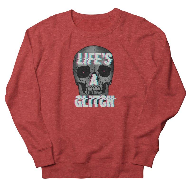 Life's A Glitch Women's Sweatshirt by hillarywhiterabbit's Artist Shop