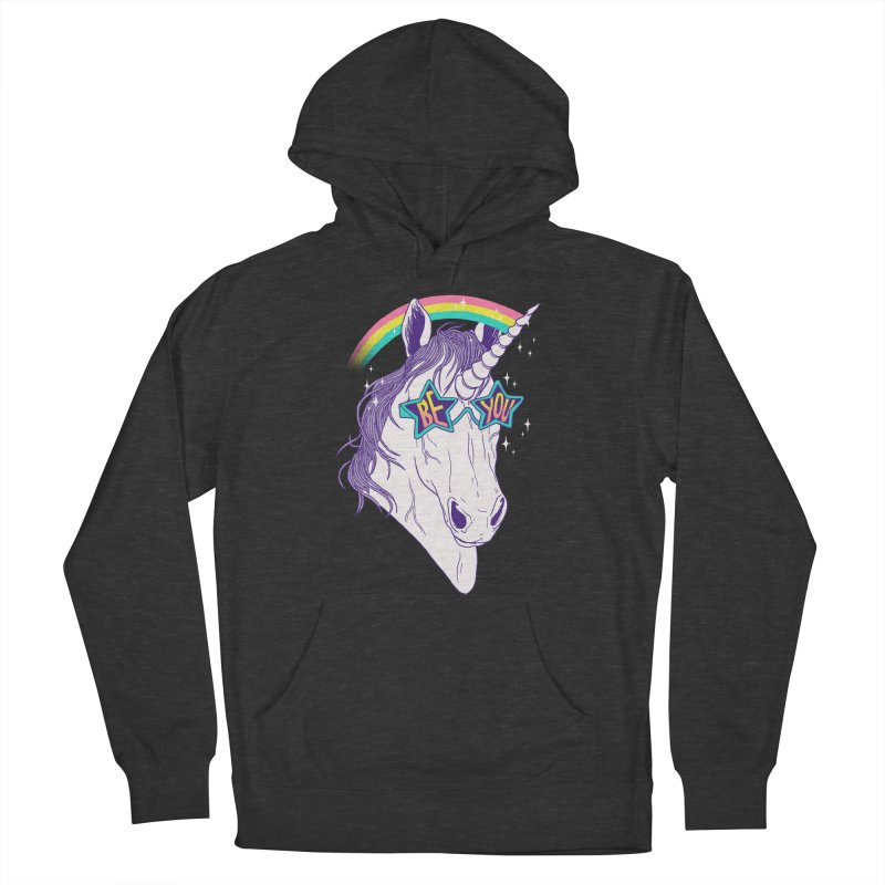 Be You Men's Pullover Hoody by hillarywhiterabbit's Artist Shop