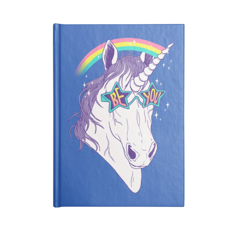 Be You Accessories Notebook by hillarywhiterabbit's Artist Shop