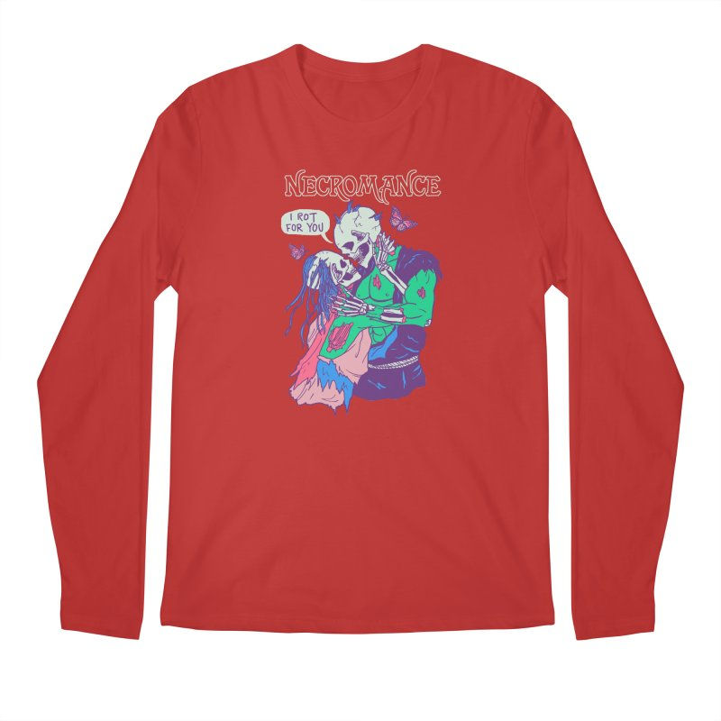 Necromance Men's Longsleeve T-Shirt by hillarywhiterabbit's Artist Shop