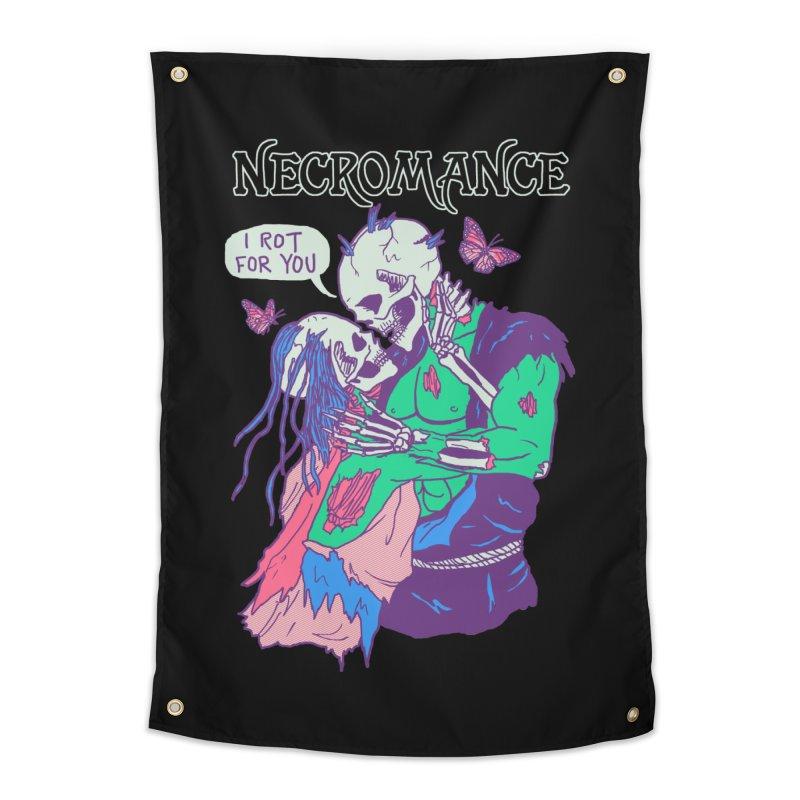 Necromance Home Tapestry by hillarywhiterabbit's Artist Shop