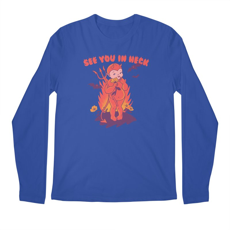 Lil' Lucy Men's Longsleeve T-Shirt by hillarywhiterabbit's Artist Shop