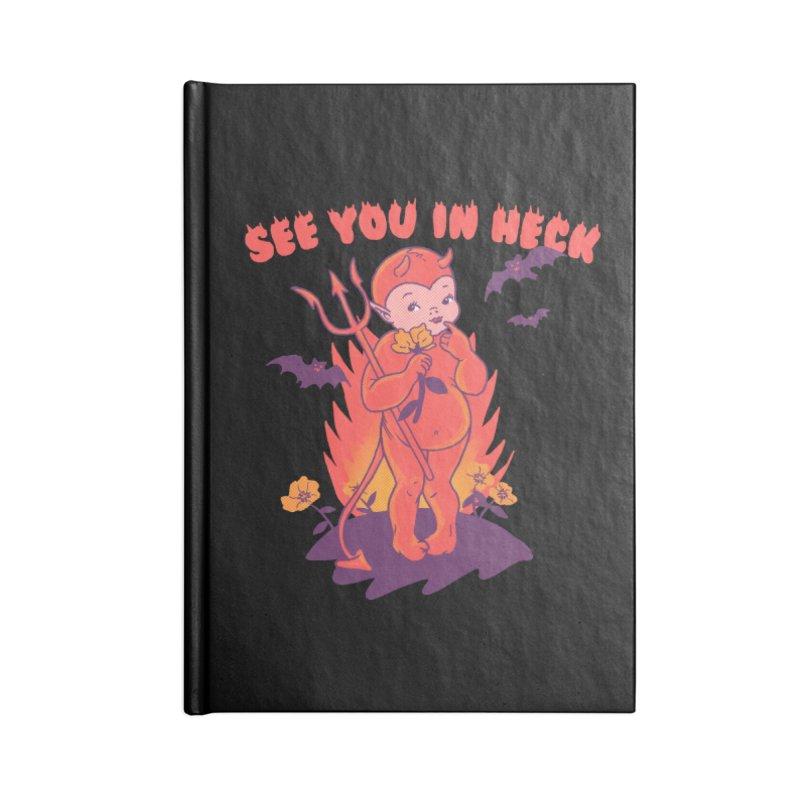 Lil' Lucy Accessories Notebook by hillarywhiterabbit's Artist Shop