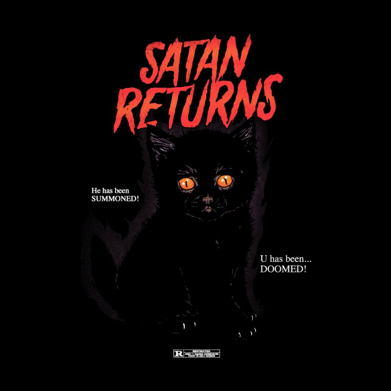 Satan Returns by hillarywhiterabbit's Artist Shop