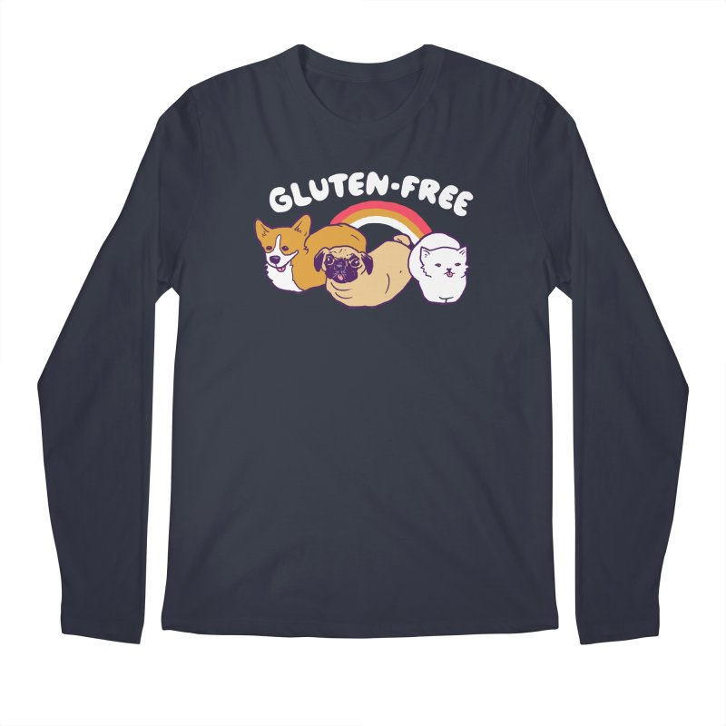 GF Loaves Men's Longsleeve T-Shirt by hillarywhiterabbit's Artist Shop