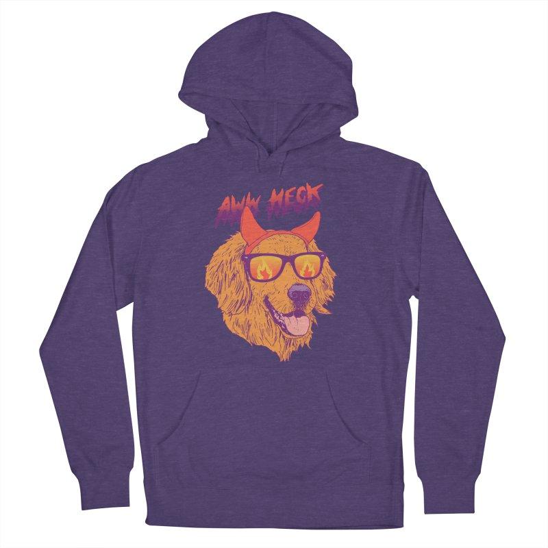 Aww Heck Men's Pullover Hoody by hillarywhiterabbit's Artist Shop