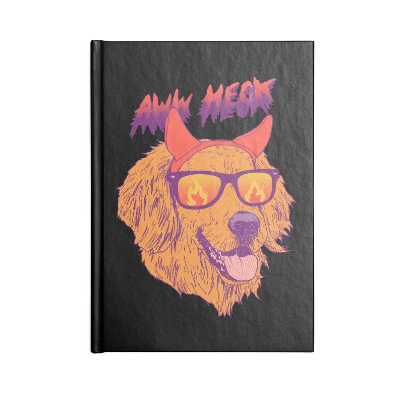 Aww Heck Accessories Notebook by hillarywhiterabbit's Artist Shop
