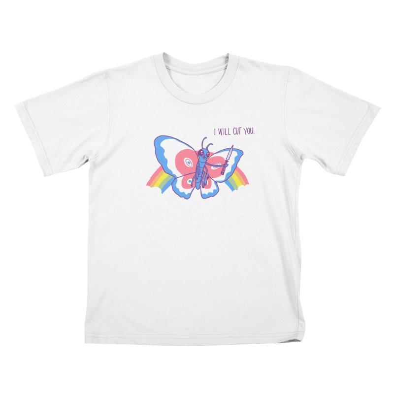Butterfly Knife Kids  by hillarywhiterabbit's Artist Shop