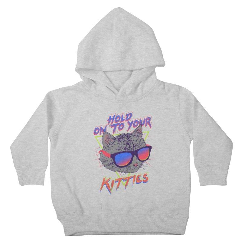 Hold On To Your Kitties Kids  by hillarywhiterabbit's Artist Shop