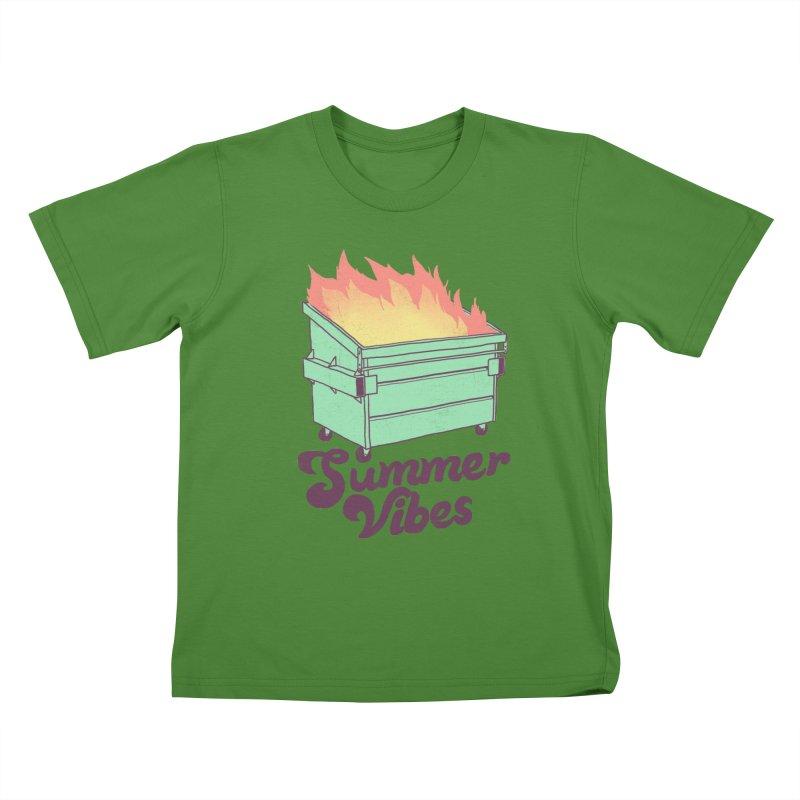 Summer Vibes Kids  by hillarywhiterabbit's Artist Shop