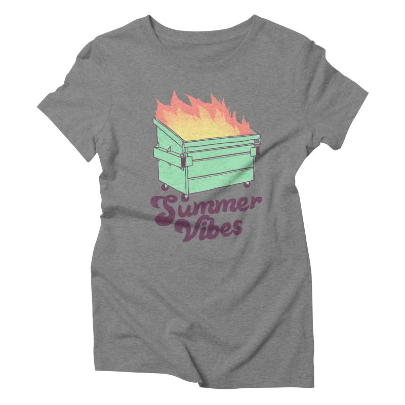 Summer Vibes Women's  by hillarywhiterabbit's Artist Shop