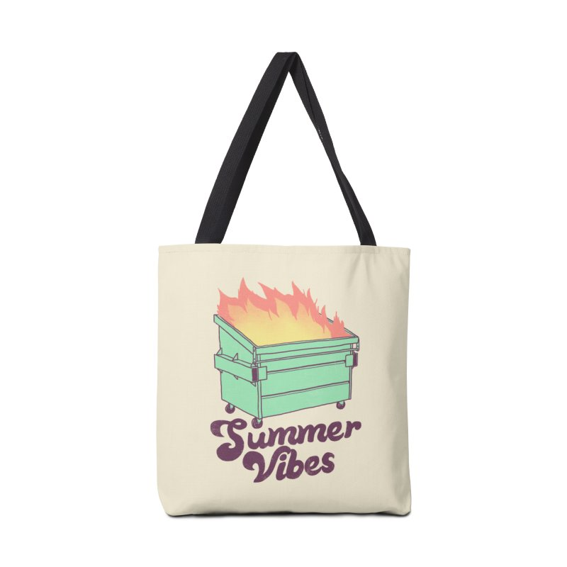 Summer Vibes Accessories Bag by Hillary White Rabbit