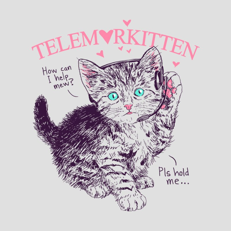 Telemarkitten by hillarywhiterabbit's Artist Shop