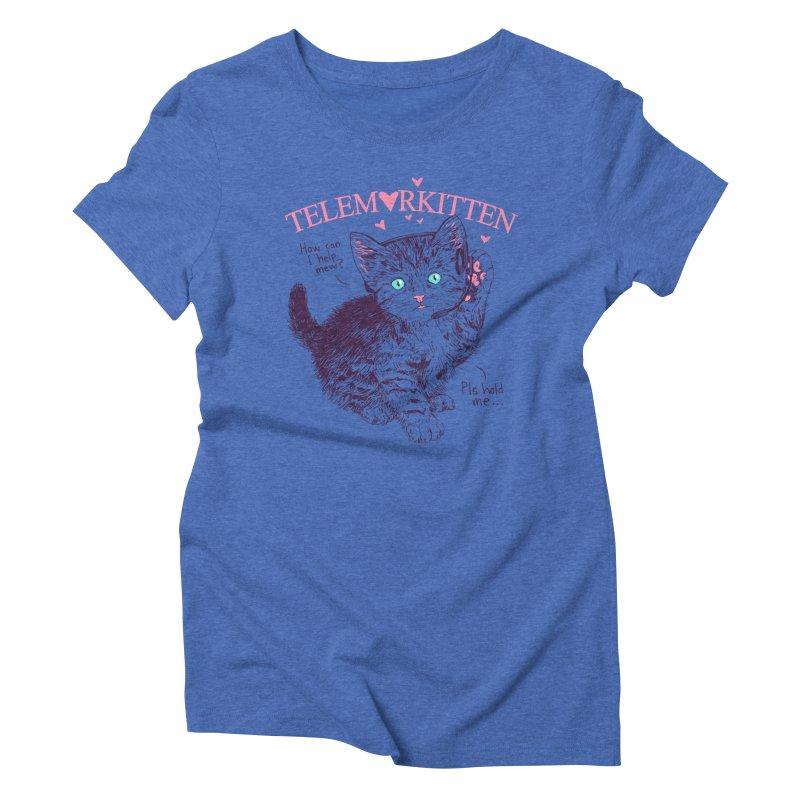 Telemarkitten Women's  by hillarywhiterabbit's Artist Shop