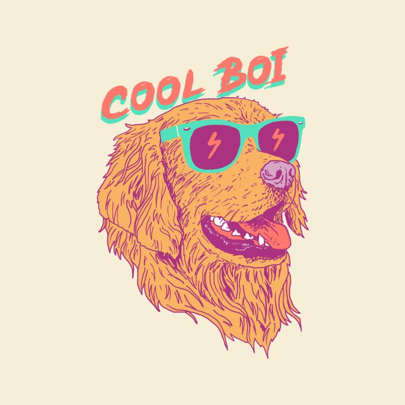 Cool Boi by hillarywhiterabbit's Artist Shop