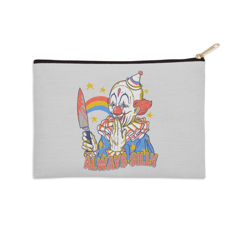 Clowns Are Silly Accessories  by hillarywhiterabbit's Artist Shop