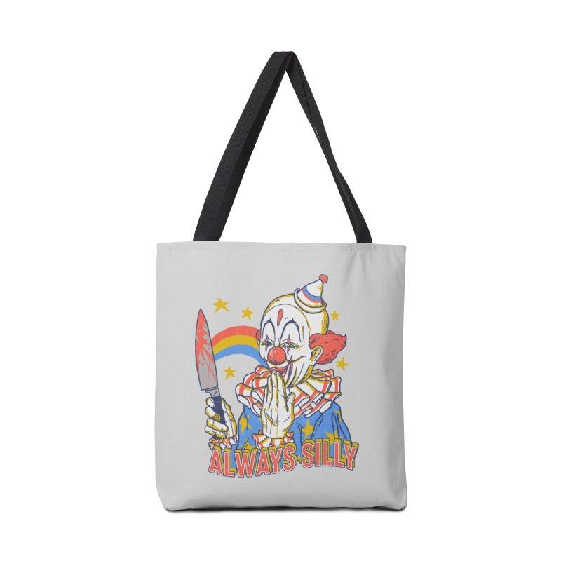 Clowns Are Silly Accessories  by hillarywhiterabbit's Artist Shop
