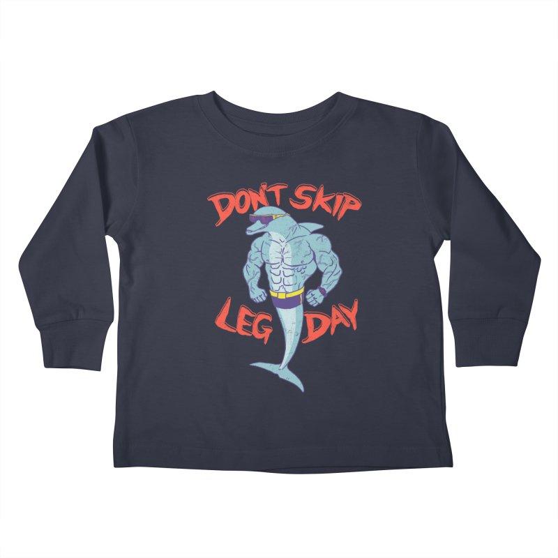 CrossPhit Kids Toddler Longsleeve T-Shirt by hillarywhiterabbit's Artist Shop