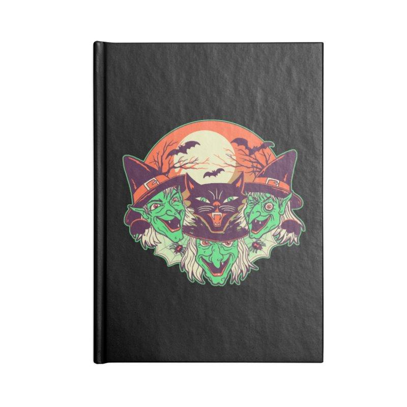 My Witches Accessories Notebook by hillarywhiterabbit's Artist Shop