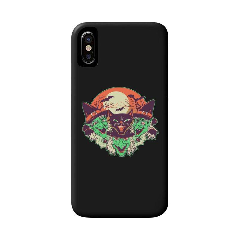 My Witches Accessories Phone Case by hillarywhiterabbit's Artist Shop
