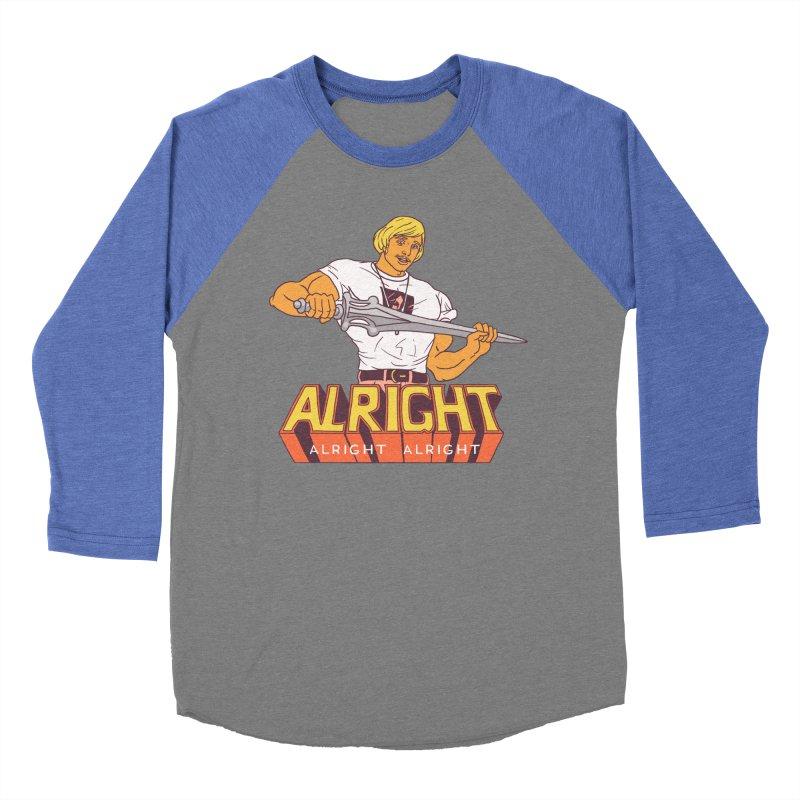 Master of Chill Men's Baseball Triblend Longsleeve T-Shirt by hillarywhiterabbit's Artist Shop