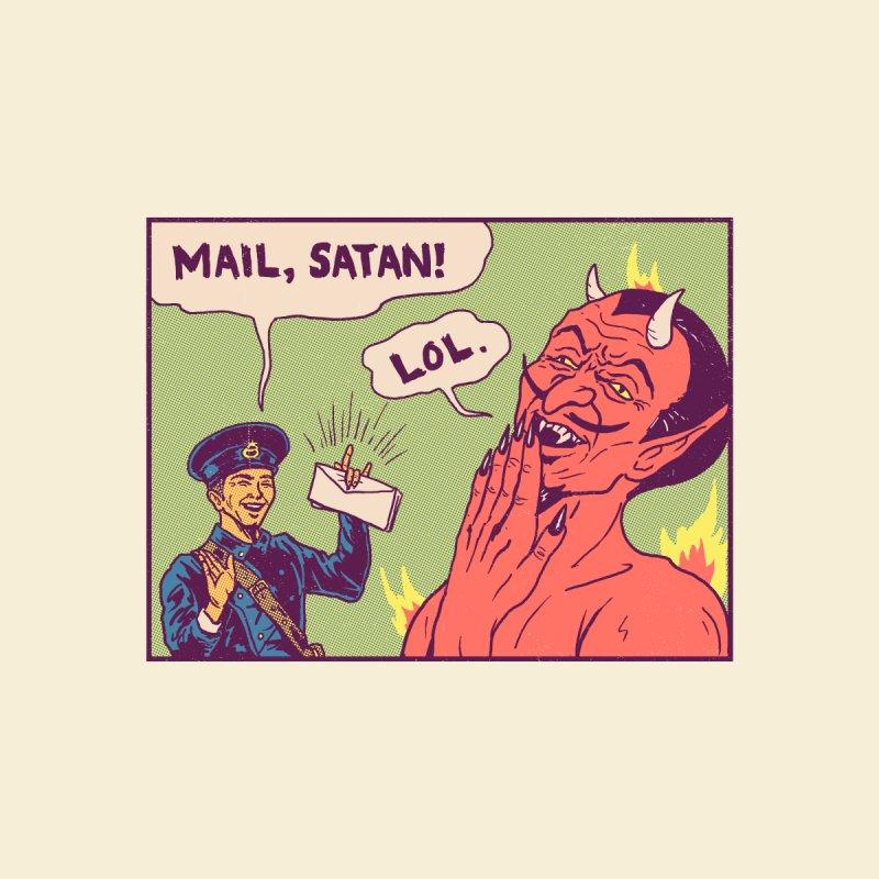 Mail, Satan! by hillarywhiterabbit's Artist Shop