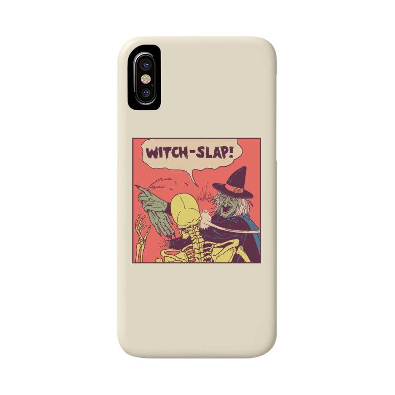 Witch-Slap Accessories Phone Case by hillarywhiterabbit's Artist Shop