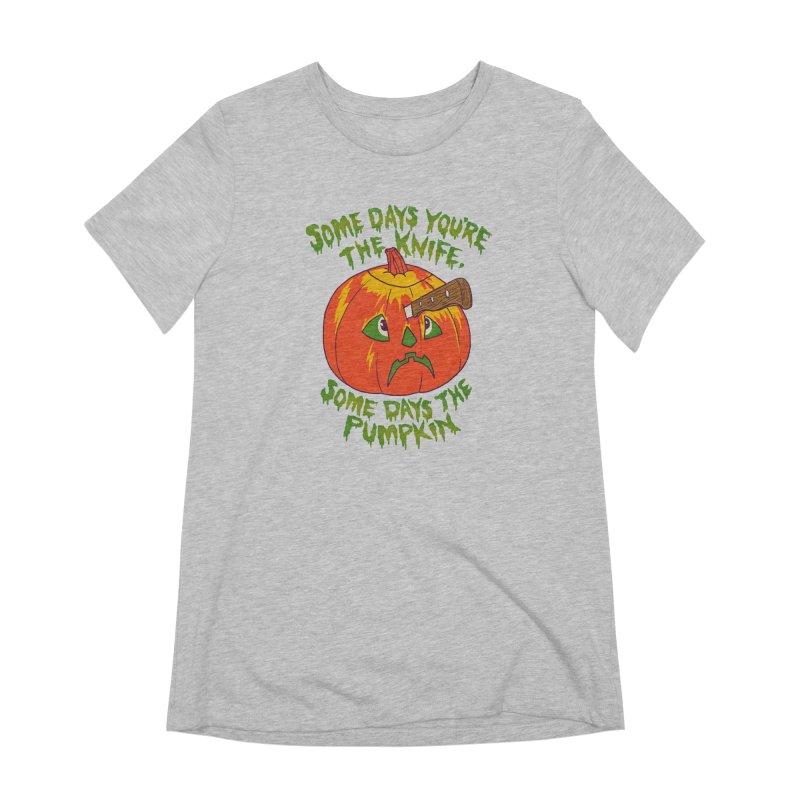Some Days Women's Extra Soft T-Shirt by hillarywhiterabbit's Artist Shop