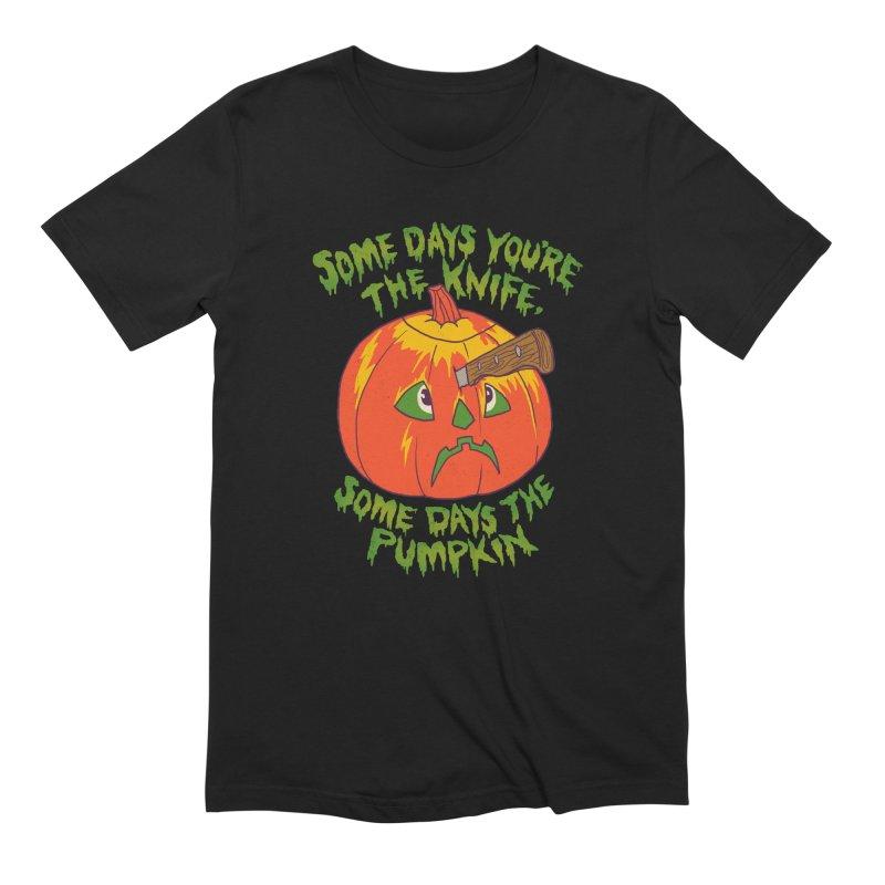 Some Days Men's Extra Soft T-Shirt by hillarywhiterabbit's Artist Shop