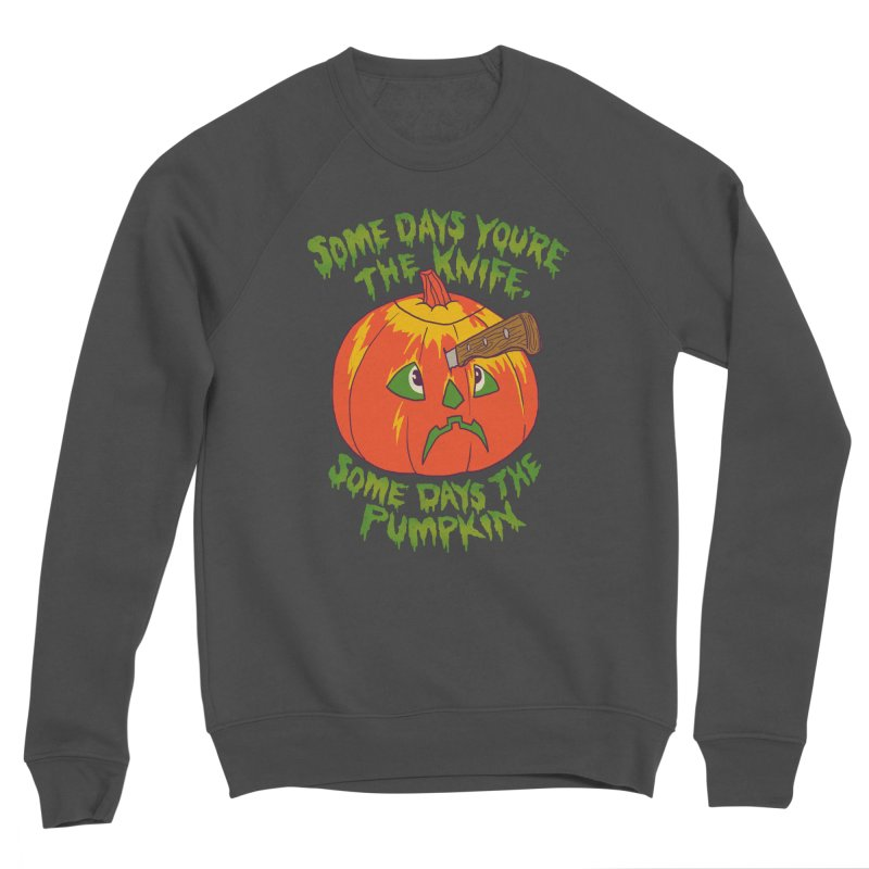 Some Days Men's Sponge Fleece Sweatshirt by hillarywhiterabbit's Artist Shop